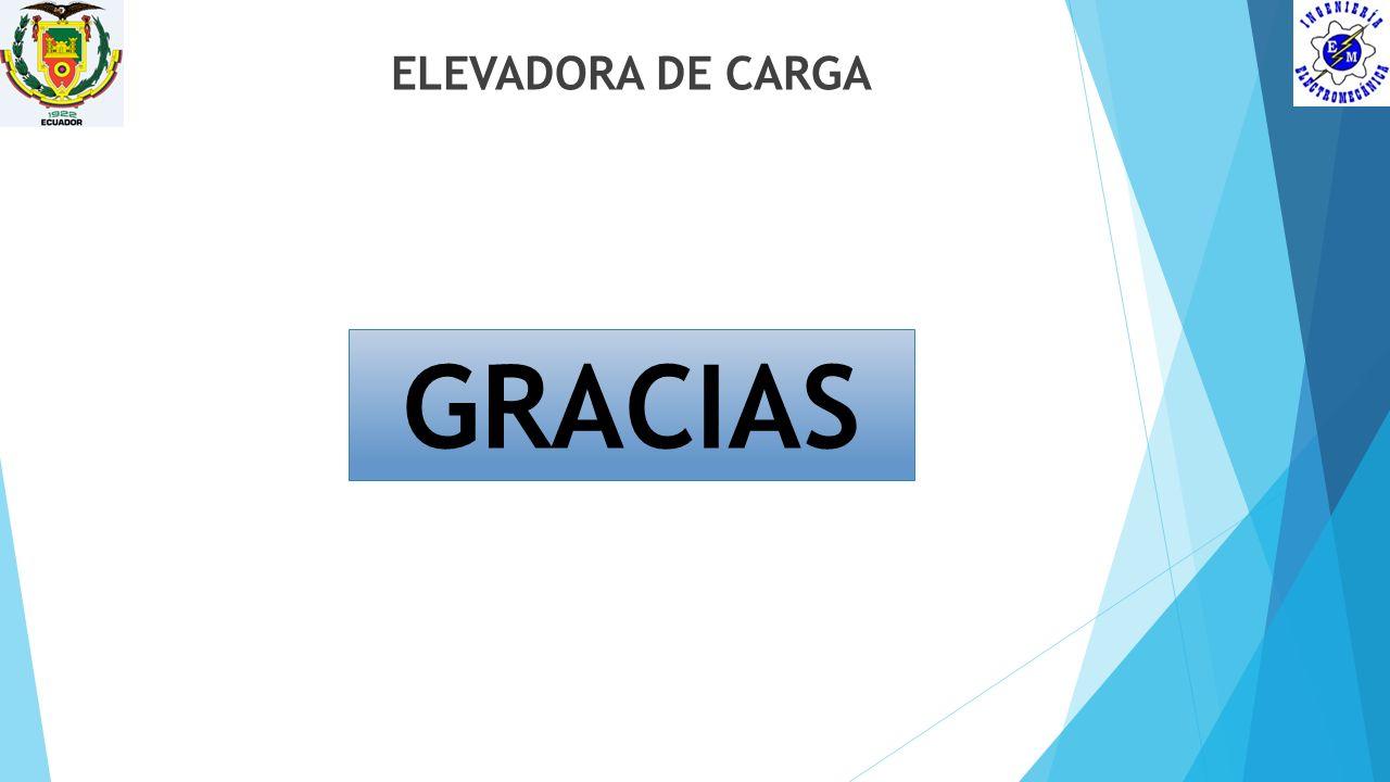 ELEVADORA DE CARGA GRACIAS