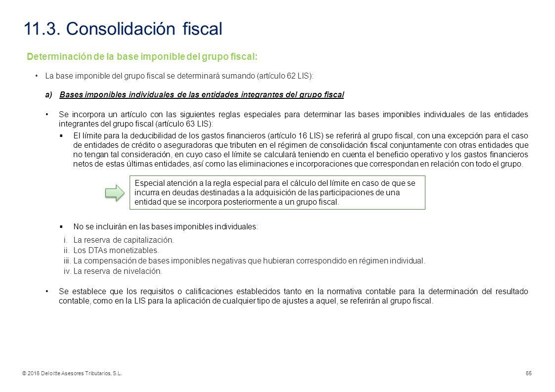 Principales consideraciones fiscales Cuestiones relevantes a ...