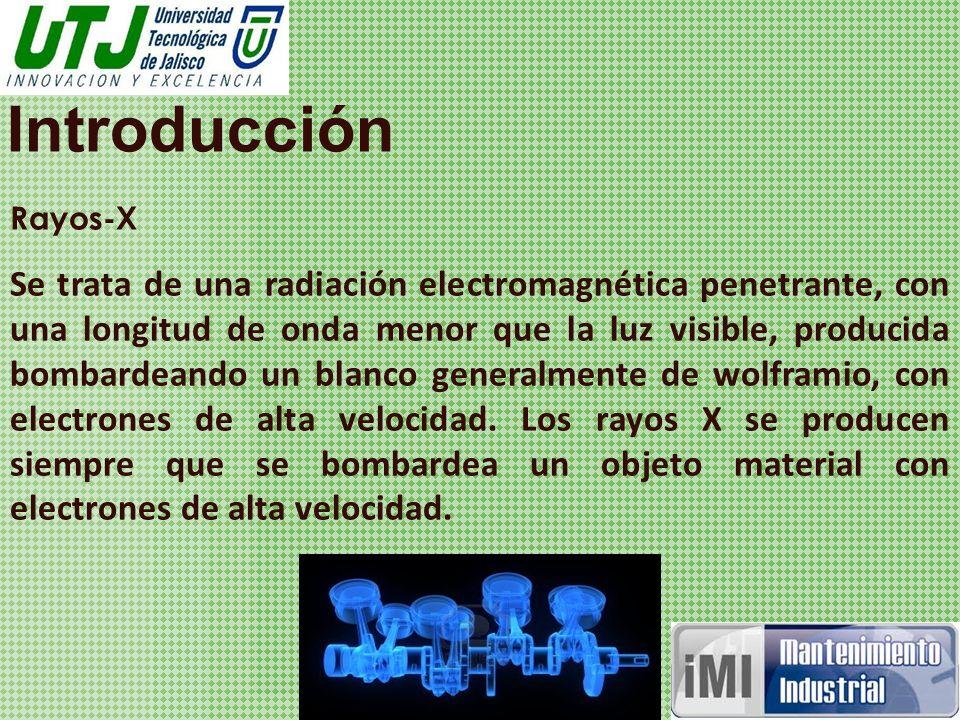 Introducción Rayos-X.