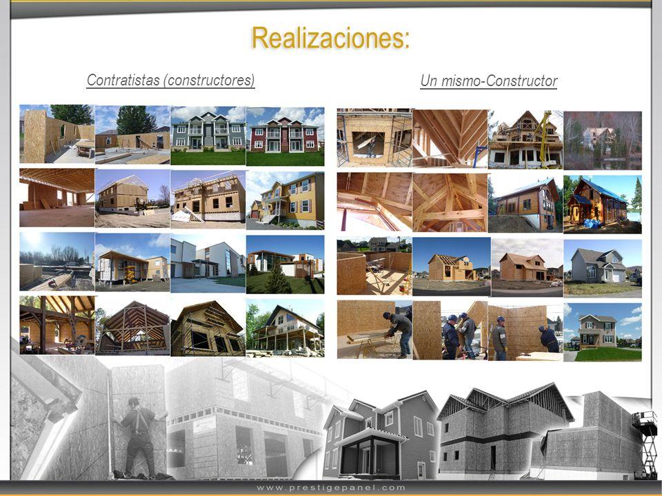 Contratistas (constructores)