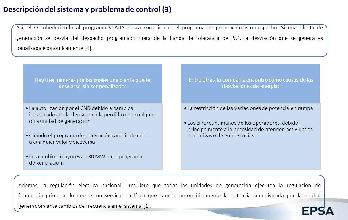 Descripción del sistema y problema de control (4)