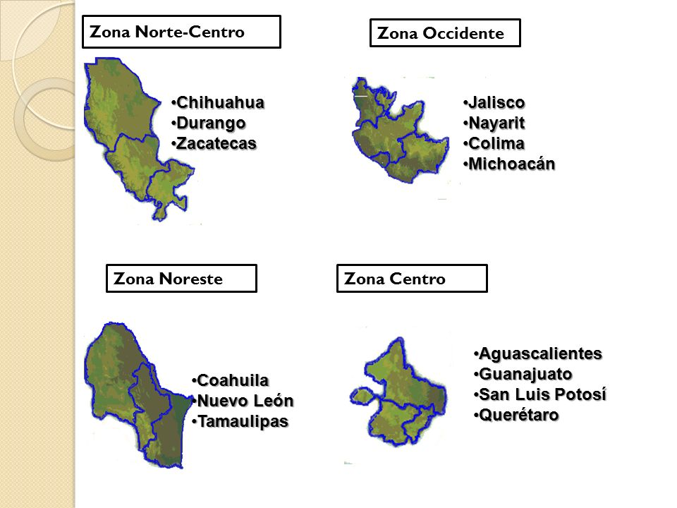 Unidad i geograf a f sica de m xico ppt video online for Marmoles y granitos zona norte