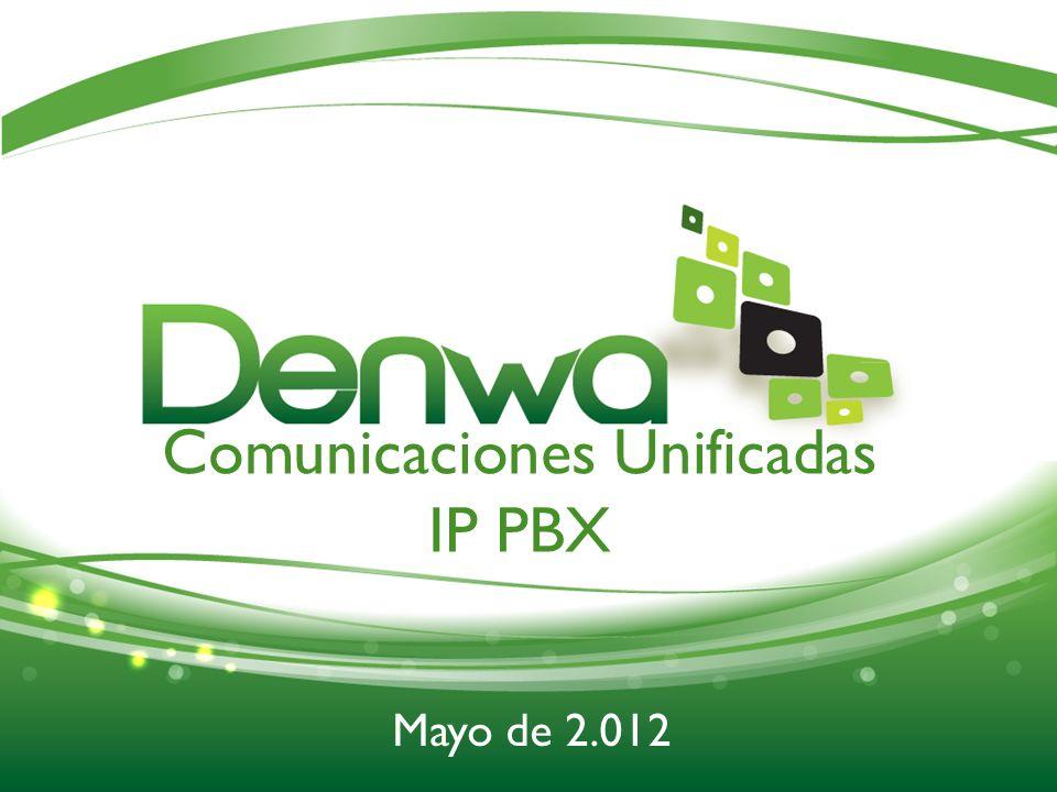 Comunicaciones Unificadas IP PBX