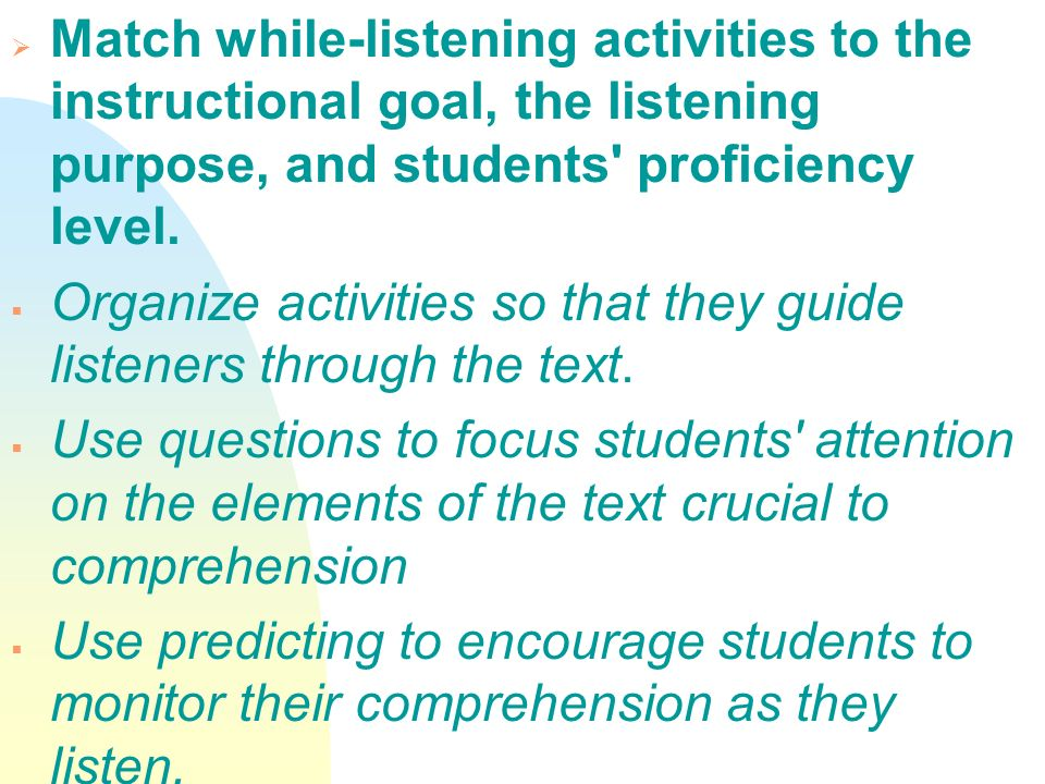gains to l2 listeners listening while Keywords: extensive listening, toefl, gain scores, reading while listening, amount of reading captions, which provide l2 listeners with written support for.