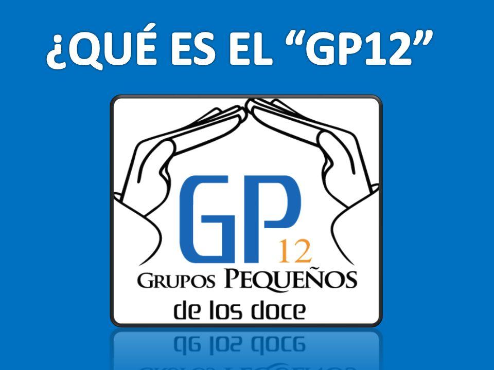 ¿QUÉ ES EL GP12