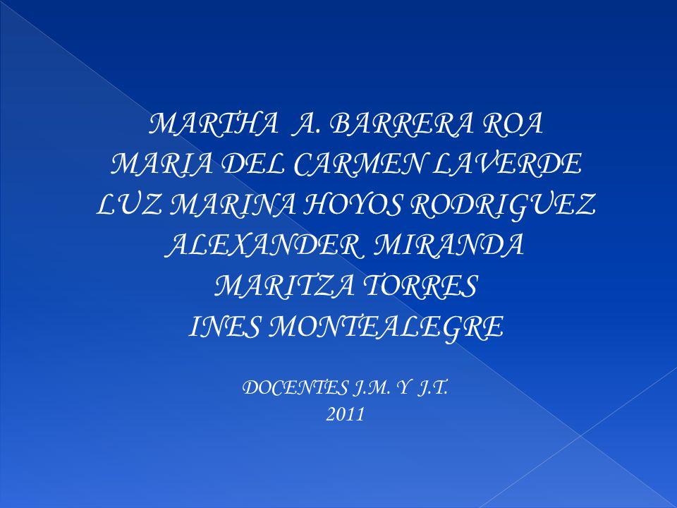 MARIA DEL CARMEN LAVERDE LUZ MARINA HOYOS RODRIGUEZ ALEXANDER MIRANDA