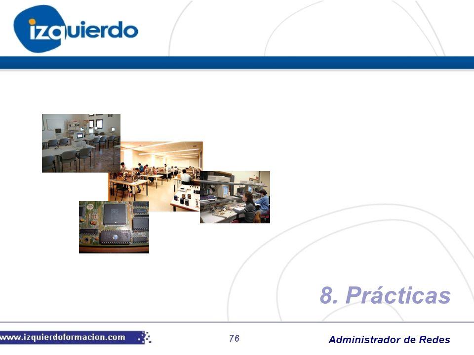 8. Prácticas
