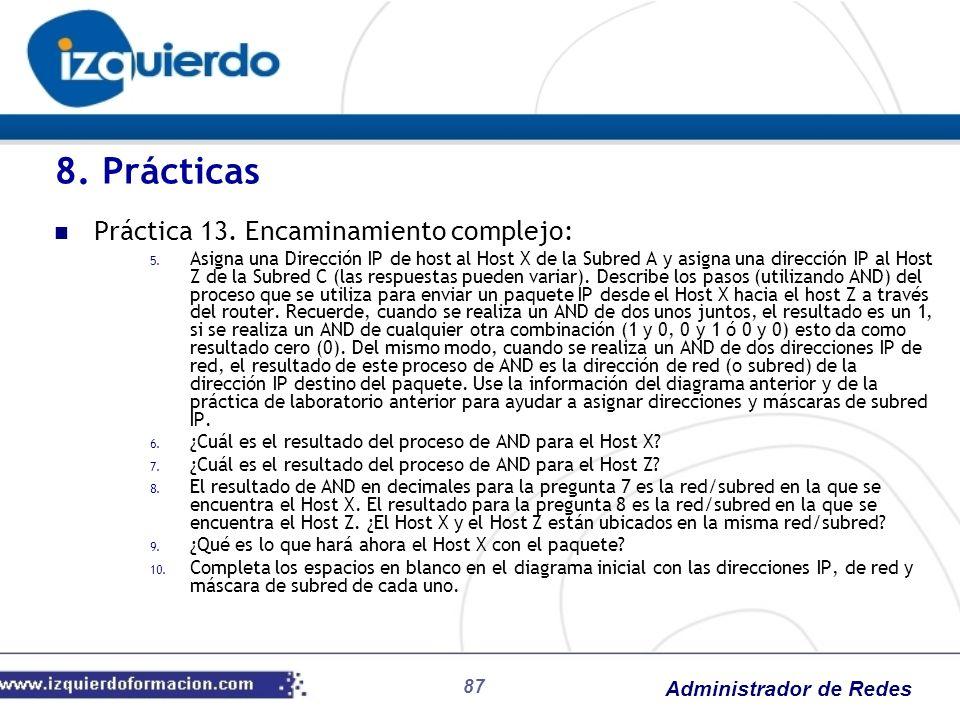8. Prácticas Práctica 13. Encaminamiento complejo: