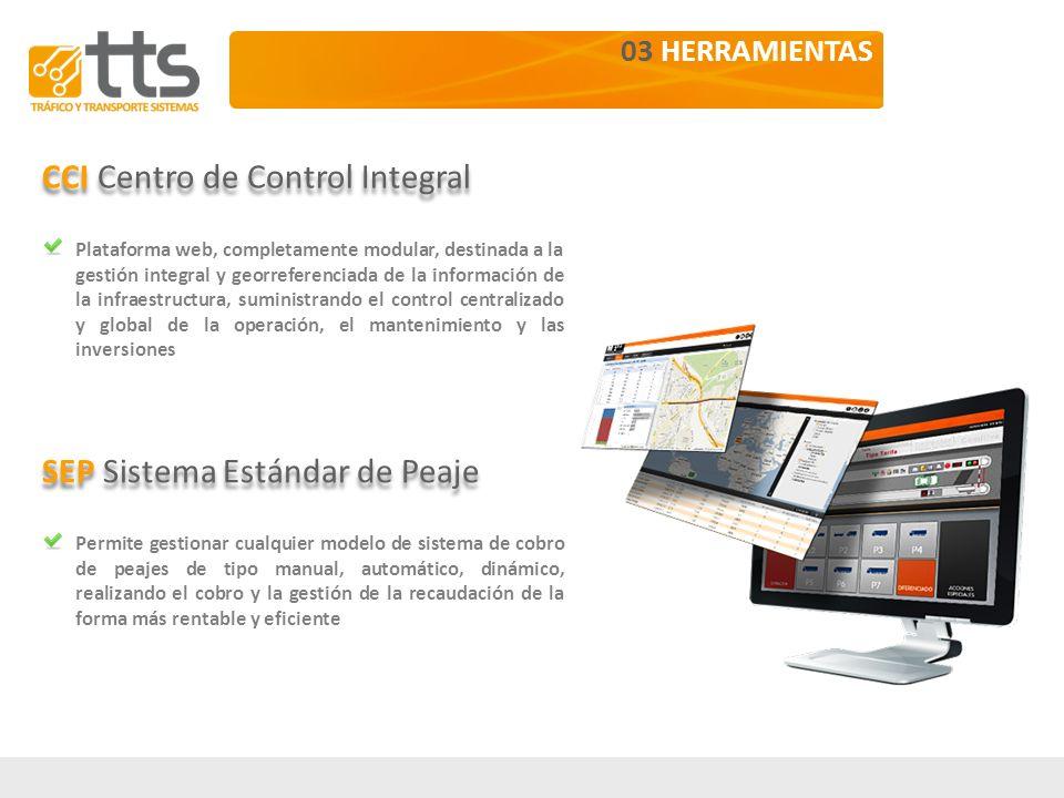 CCI Centro de Control Integral