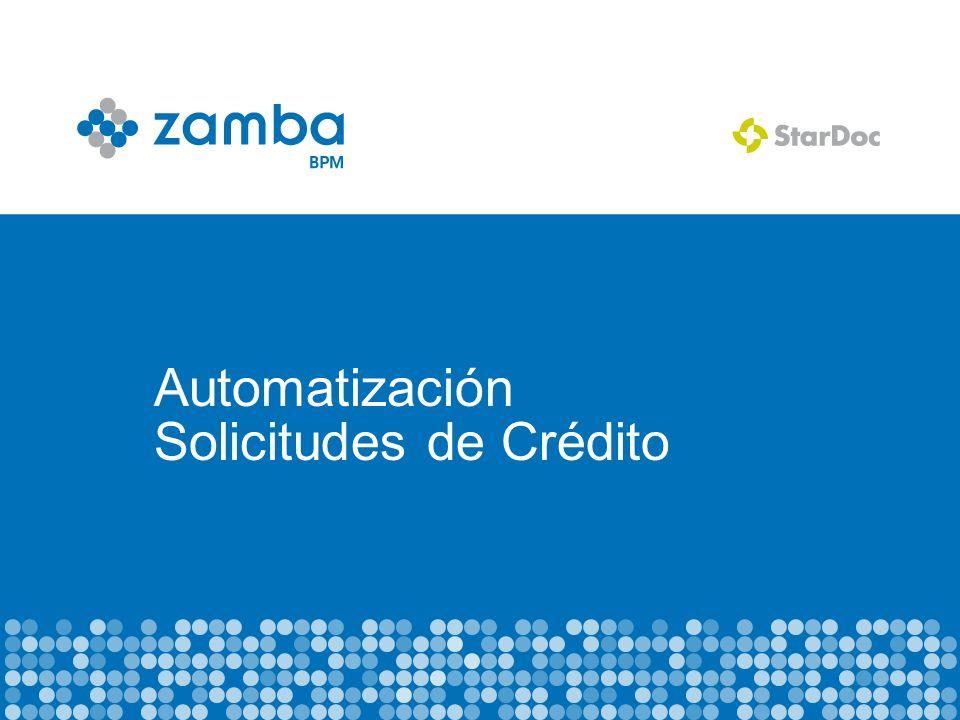 Automatización Solicitudes de Crédito