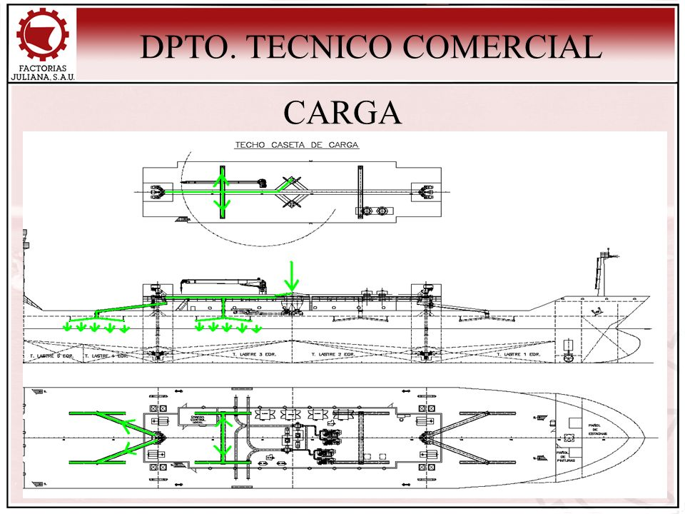 DPTO. TECNICO COMERCIAL
