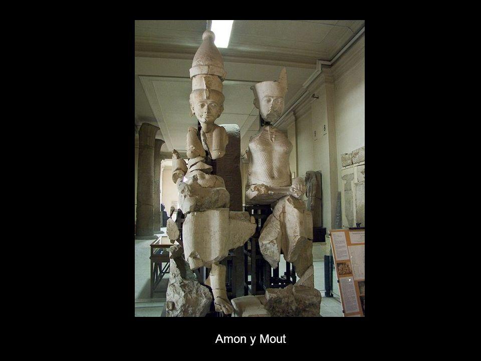 Amon y Mout
