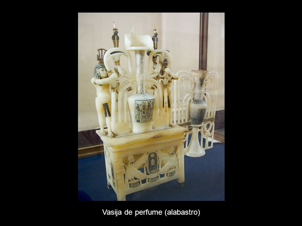 Vasija de perfume (alabastro)