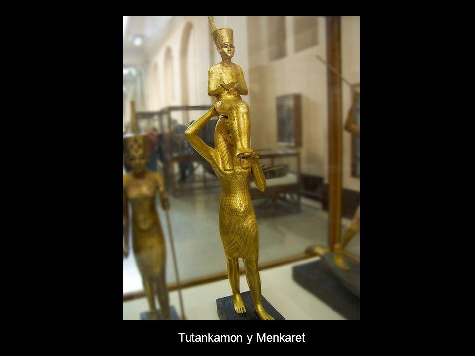 Tutankamon y Menkaret