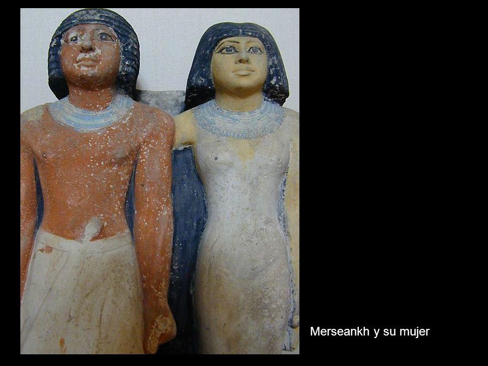 Merseankh y su mujer