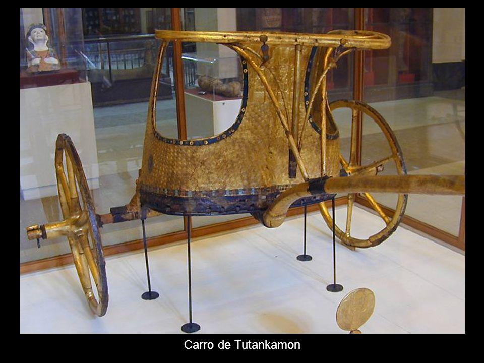 Carro de Tutankamon