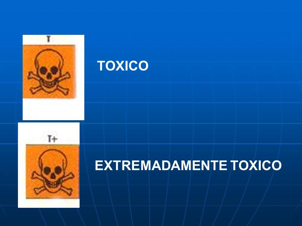 TOXICO EXTREMADAMENTE TOXICO