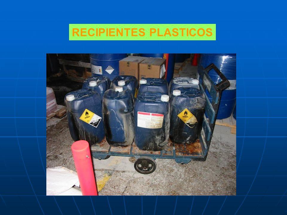 RECIPIENTES PLASTICOS
