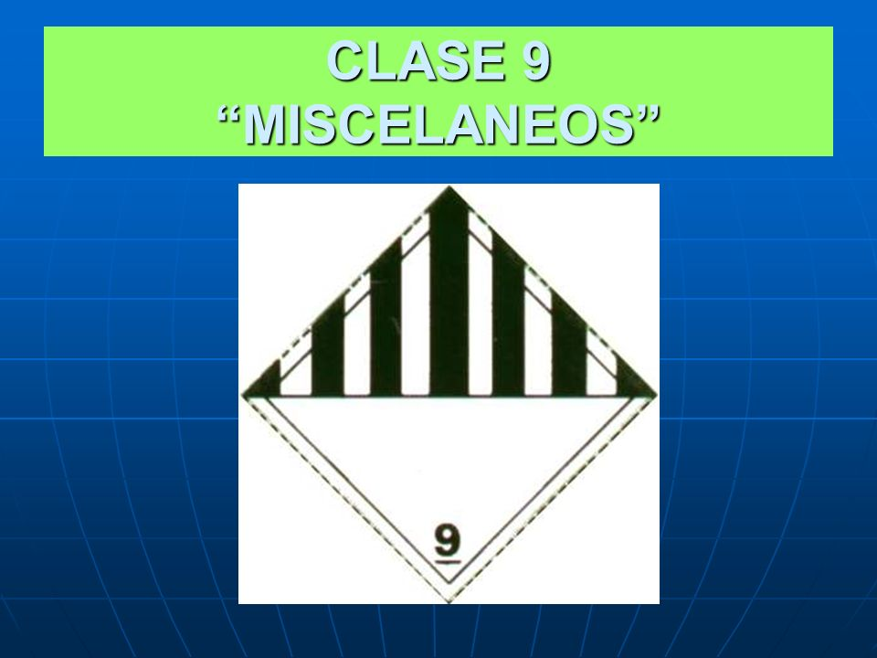 CLASE 9 MISCELANEOS