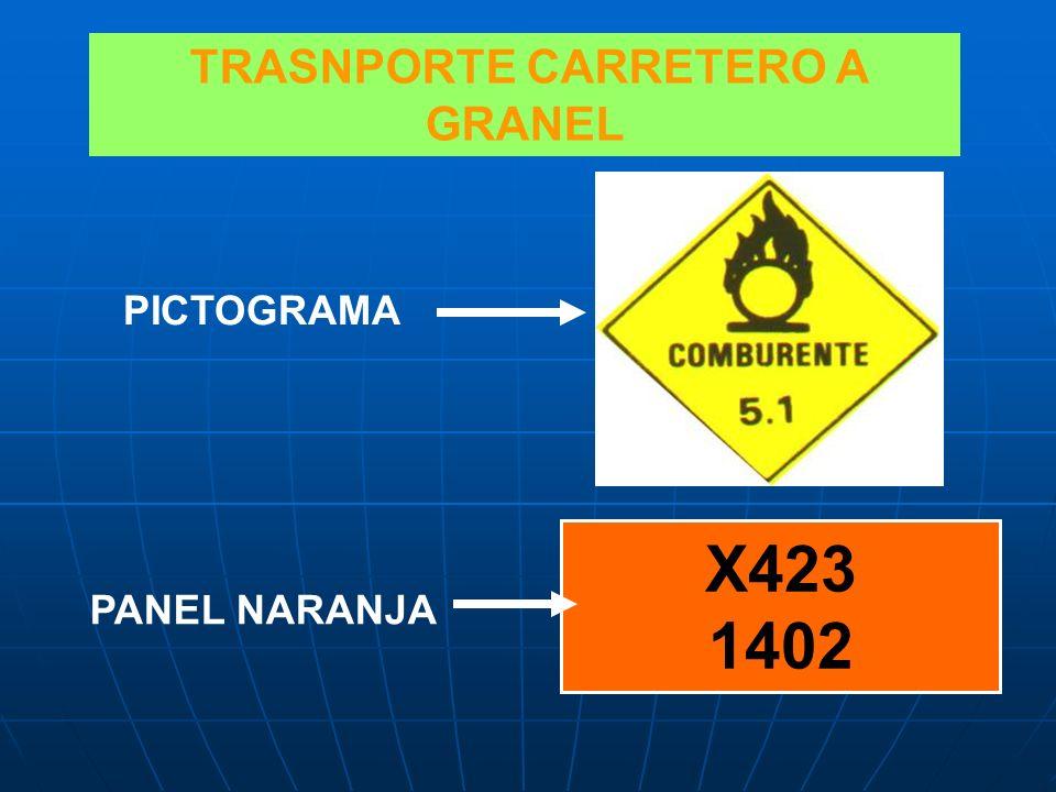TRASNPORTE CARRETERO A GRANEL