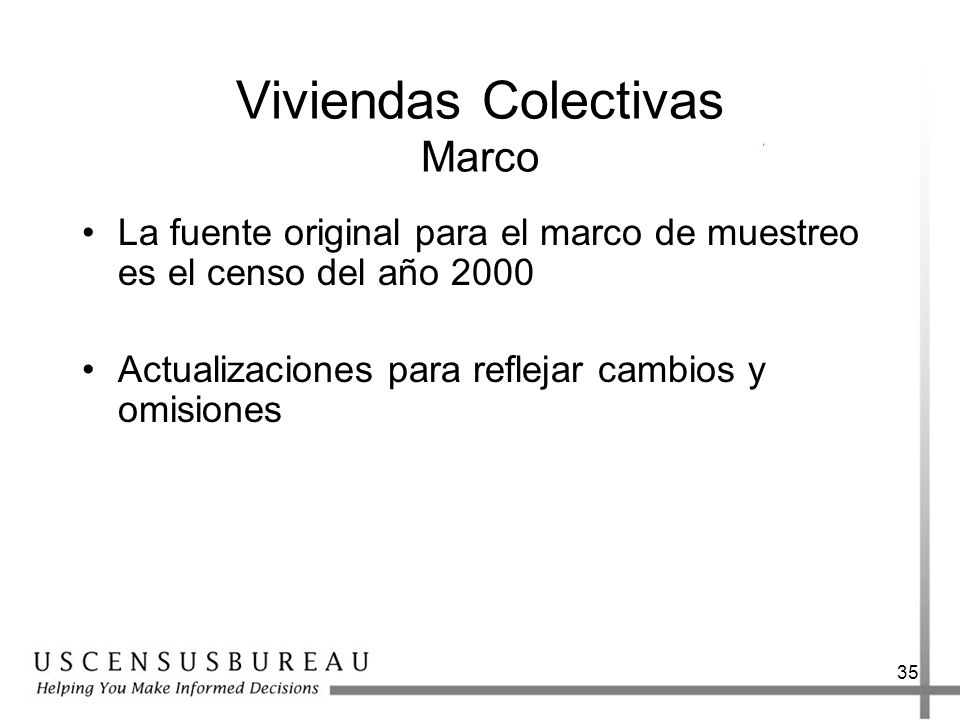 Viviendas Colectivas Marco