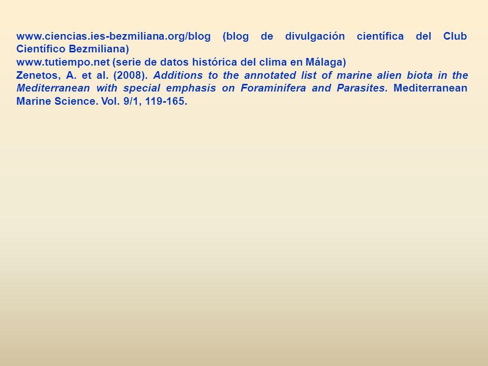 www. ciencias. ies-bezmiliana