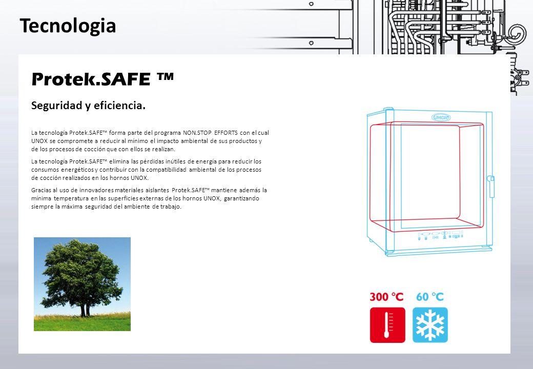 Protek.SAFE ™ Seguridad y eficiencia. 14