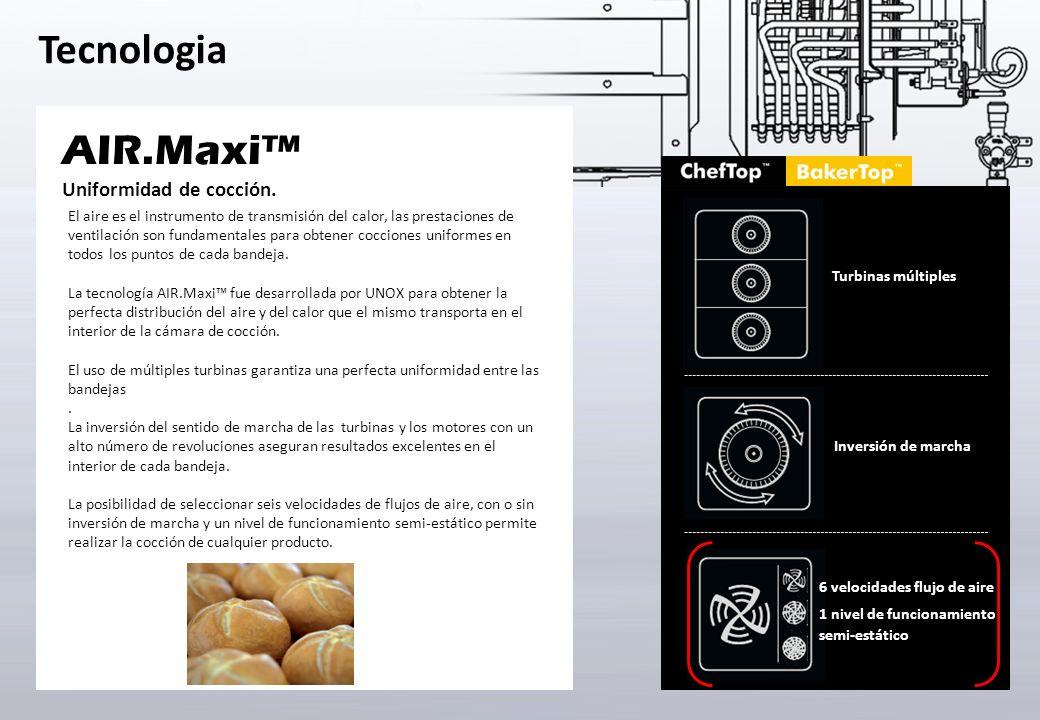 AIR.Maxi™ Turbinas múltiples Inversión de marcha