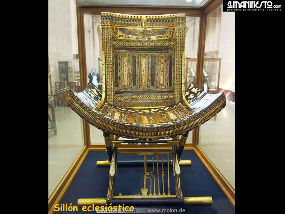 Ecclesiastical chair Sillón eclesiástico