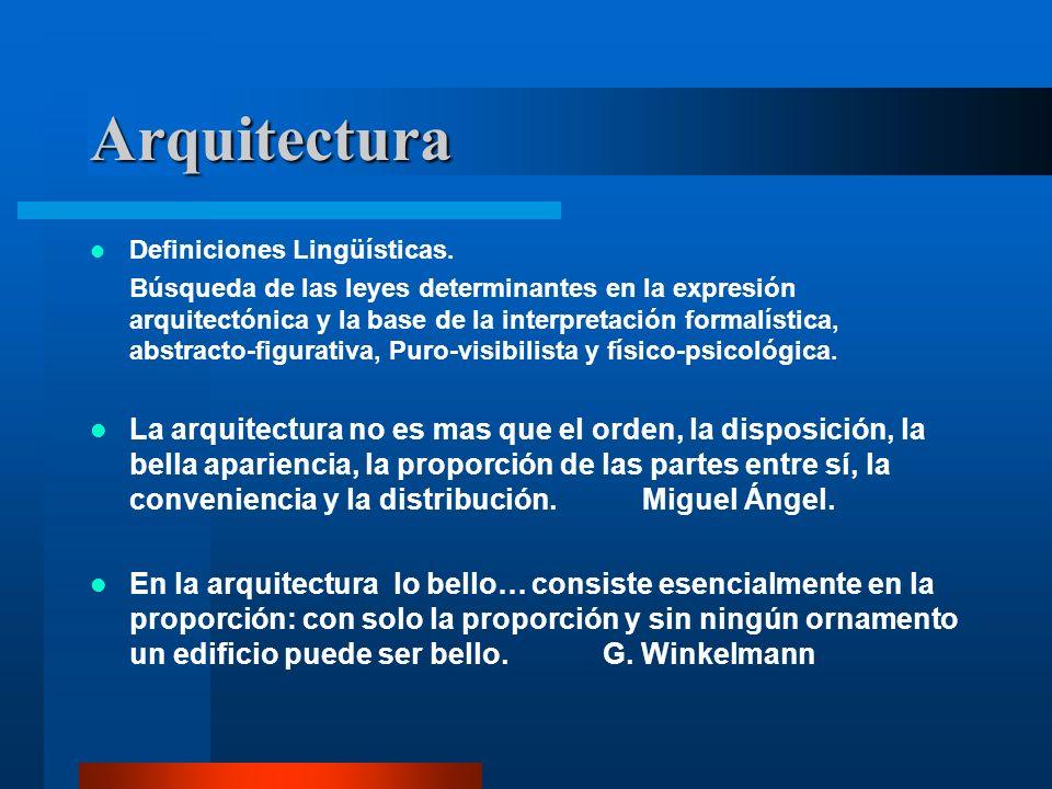 Teor a de la arquitectura ppt descargar for En que consiste la arquitectura