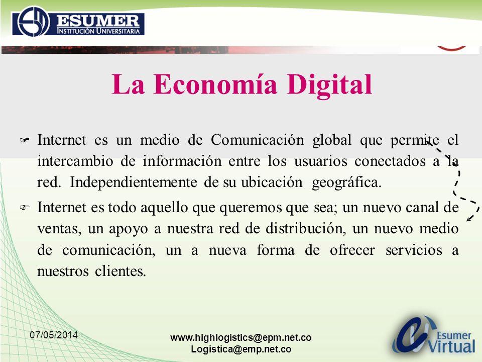 La Economía Digital