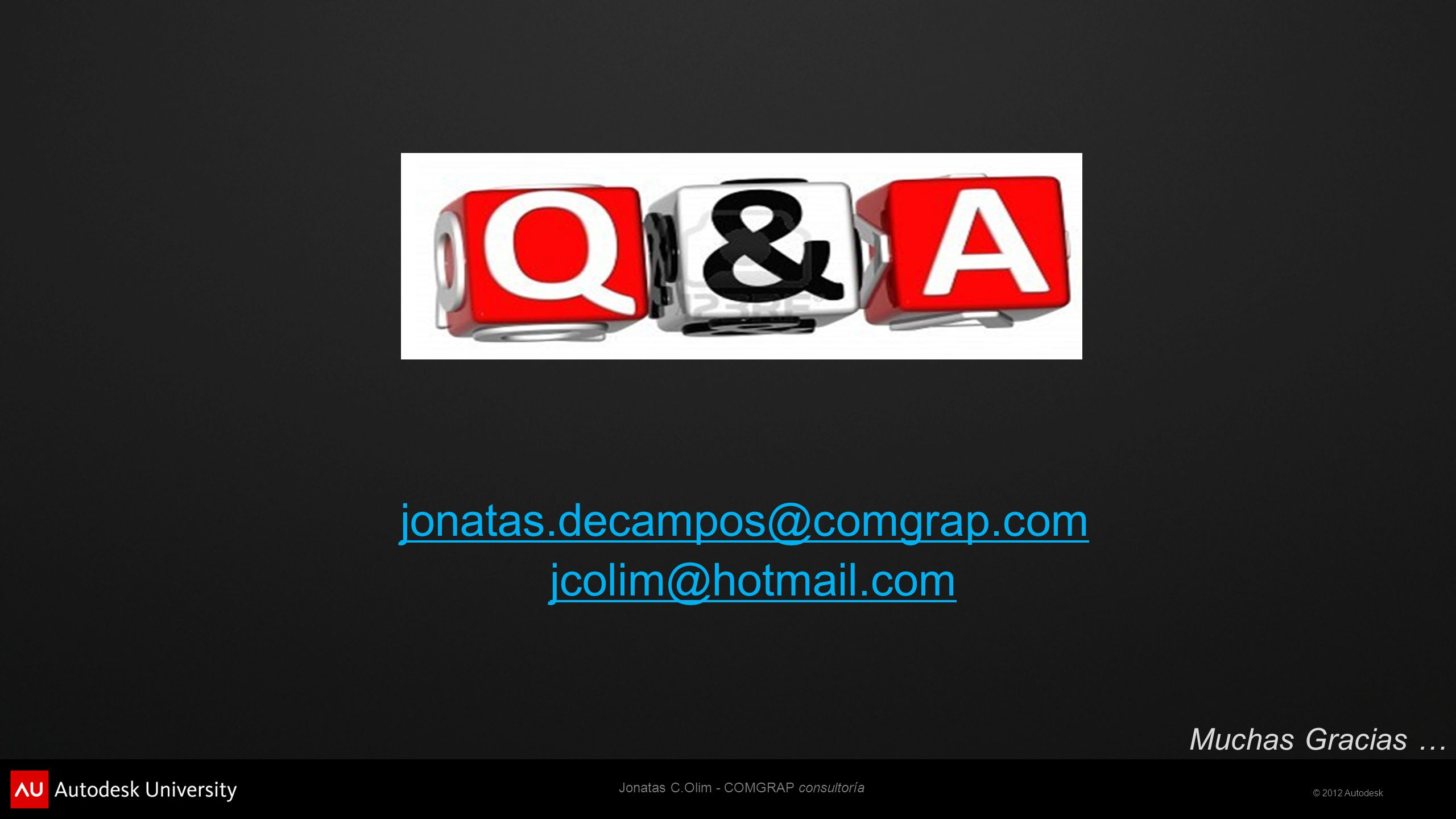 Jonatas C.Olim - COMGRAP consultoría