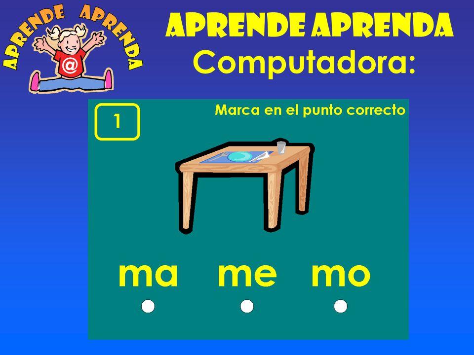 Aprende Aprenda aprende aprenda @ Computadora: