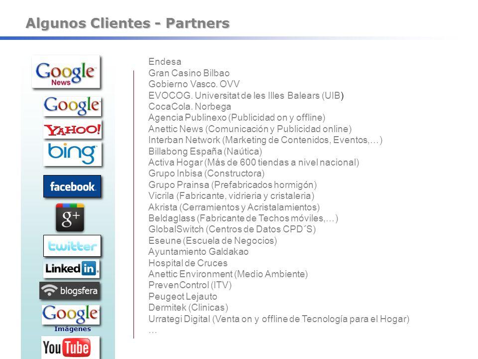 Algunos Clientes - Partners