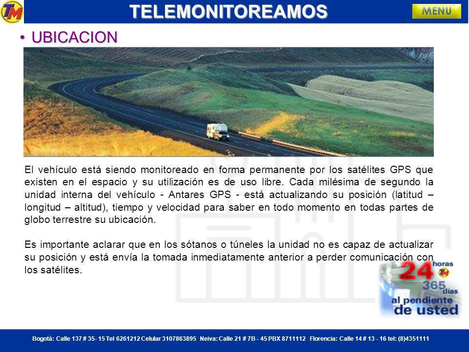 TELEMONITOREAMOS UBICACION