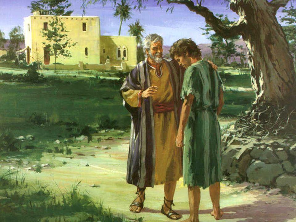 Las trasgresiones de los hijos no anulan el Amor del Padre.
