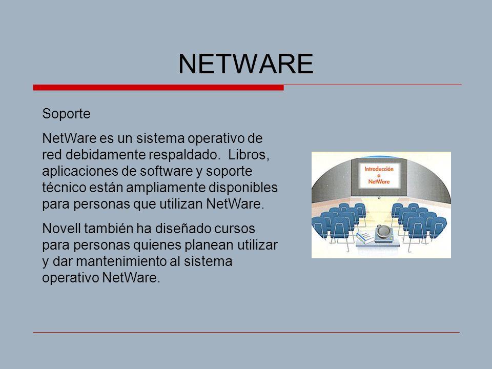 NETWARE Soporte.