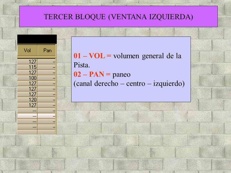 TERCER BLOQUE (VENTANA IZQUIERDA)