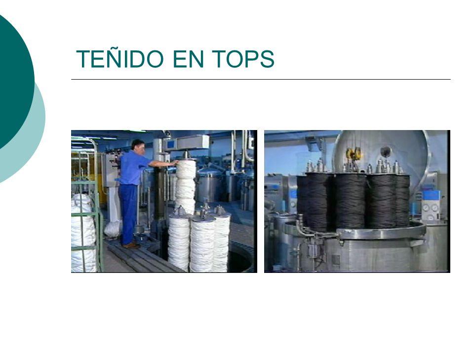 TEÑIDO EN TOPS