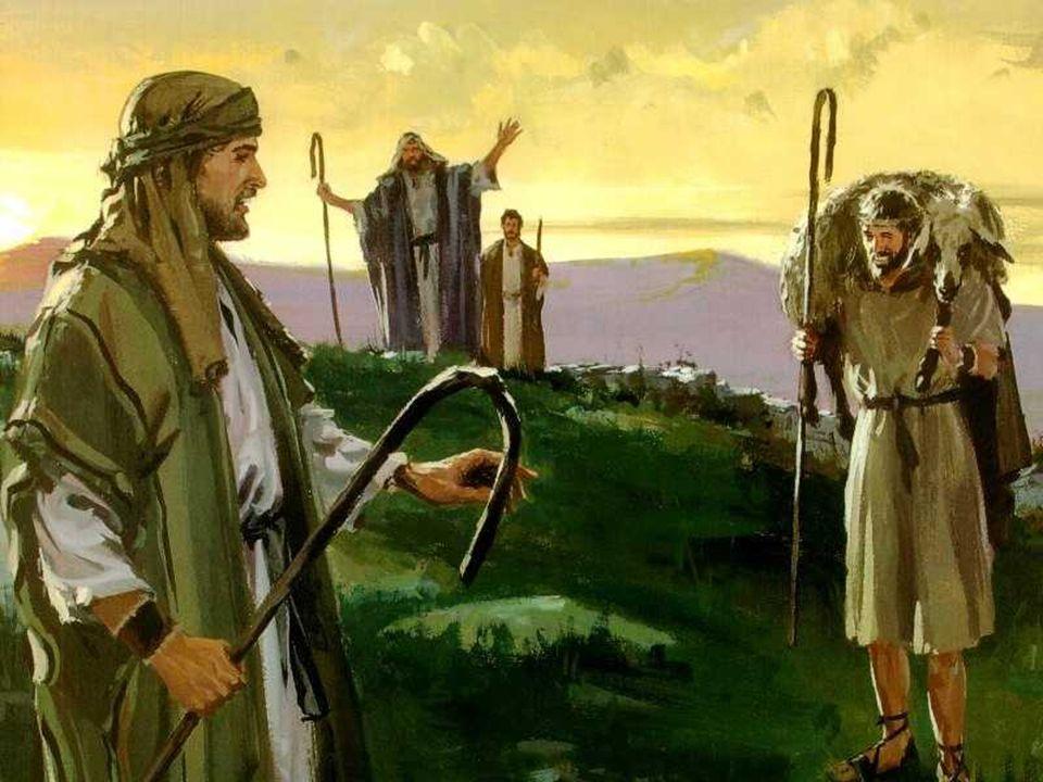 En la 1ª y 2ª Lectura, Pedro explica cómo entrar por la Puerta: mediante la conversión y el Bautismo.