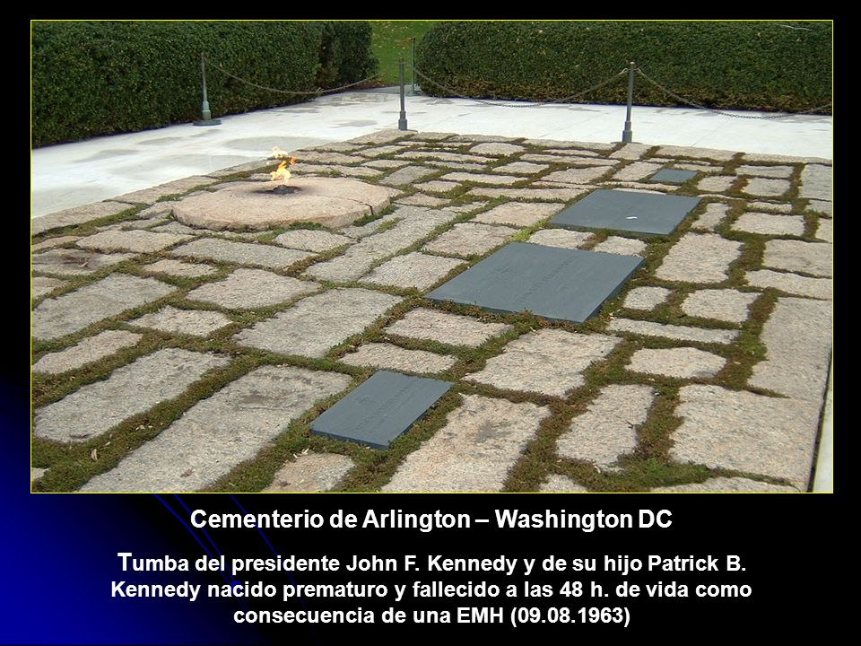 Cementerio de Arlington – Washington DC