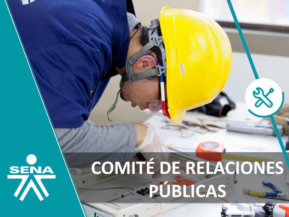 COMITÉ DE RELACIONES PÚBLICAS