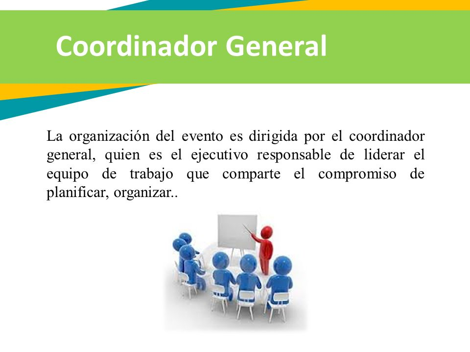 Coordinador General