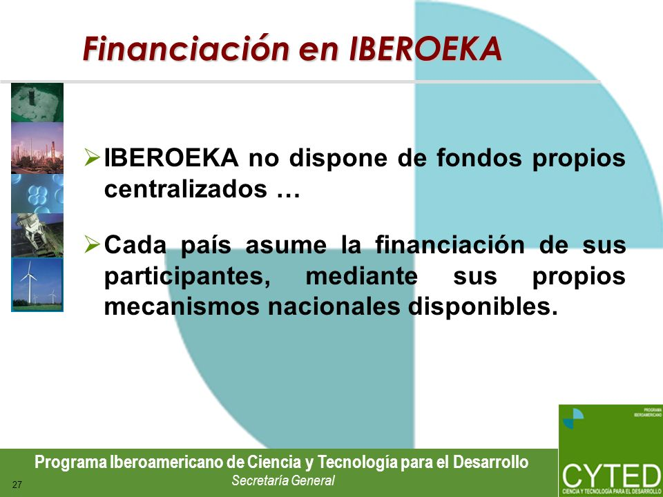 Financiación en IBEROEKA