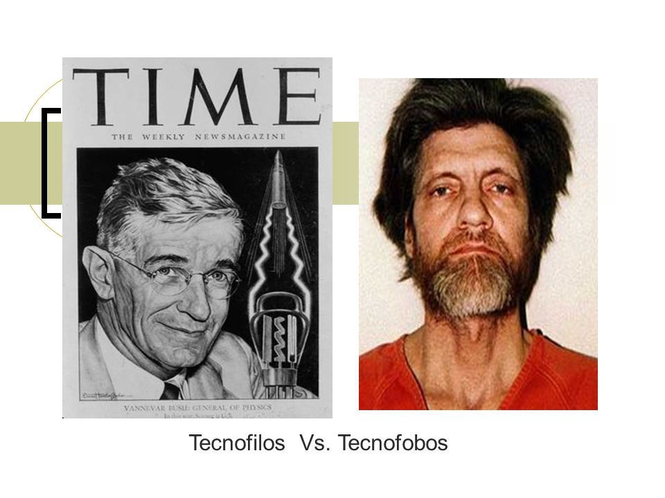 Tecnofilos Vs. Tecnofobos