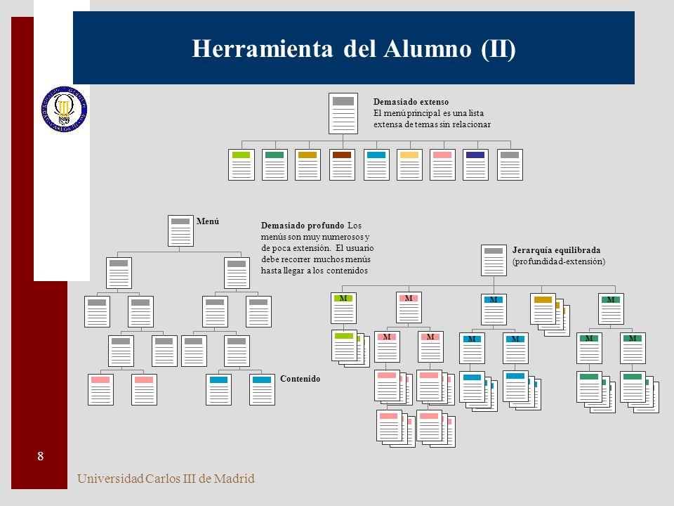 Herramienta del Alumno (II)