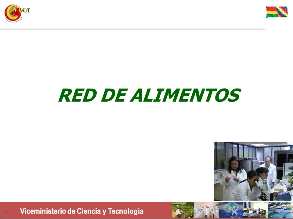 RED DE ALIMENTOS