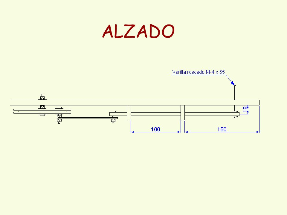 ALZADO
