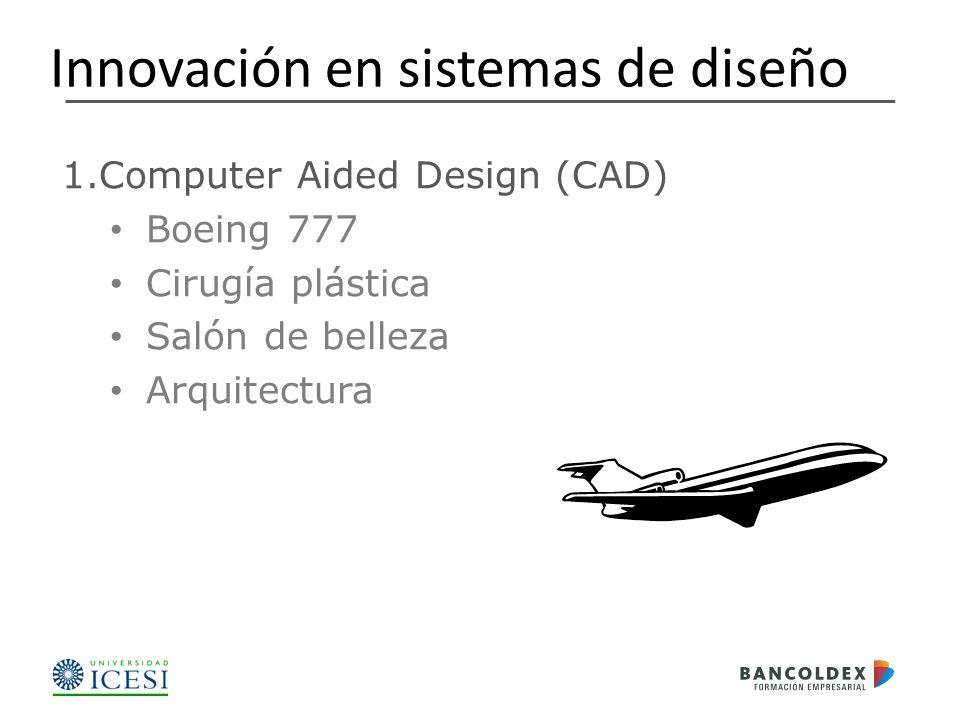 Innovación en sistemas de diseño