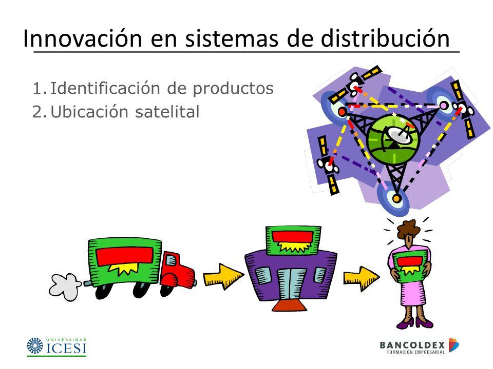Innovación en sistemas de distribución